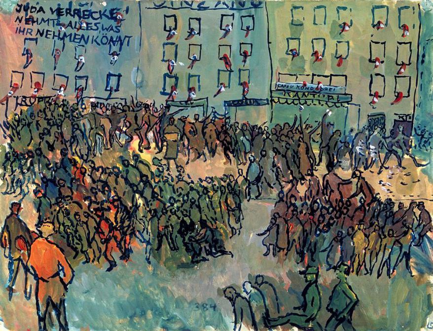 Jour de courage, de Brigitte Giraud