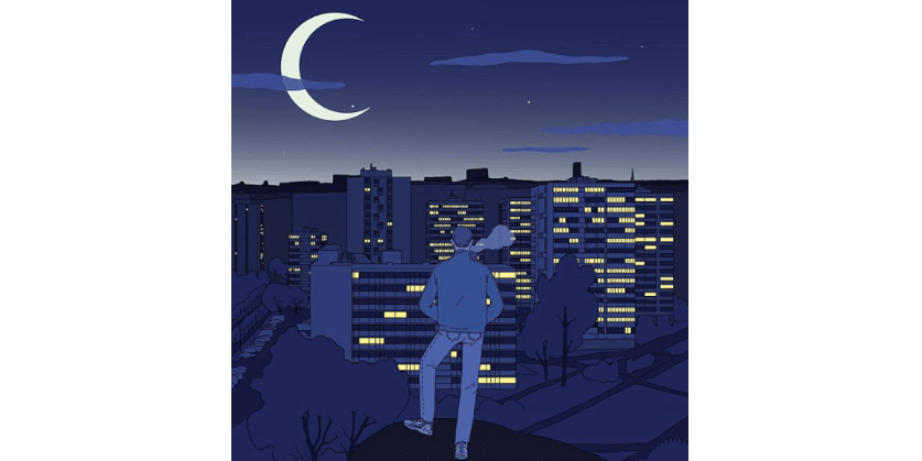 Nino dans la nuit, de Capucine et Simon Johannin